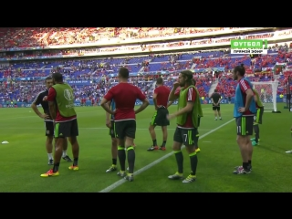 Match 49 - EURO 2016 - Semi-finals - 06.07.16 - Preview - Portugal v Wales - HEVC 720p 50fps