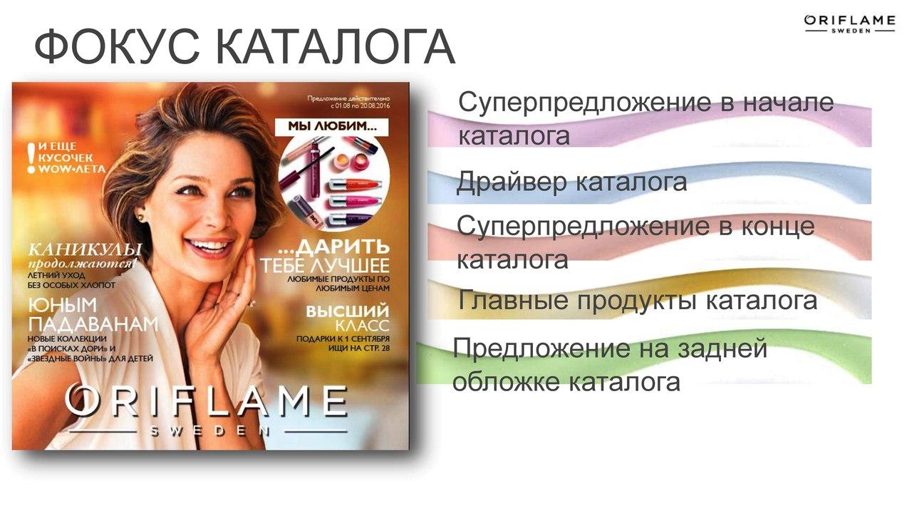 Обзор каталога Oriflame №11 (2016) Орифлэйм Россия