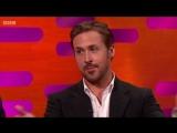 The Graham Norton Show 19x09 - Ryan Gosling, Russell Crowe, Jodie Foster, Greg Davies, Light Bright Light, Sir Elton John