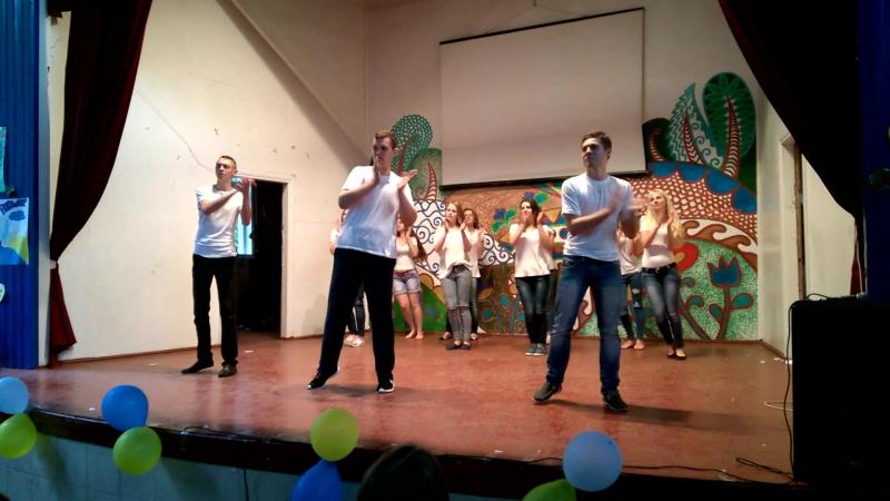 Танець вихователів