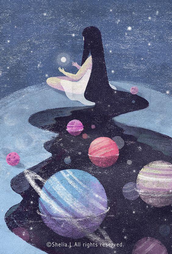 Звёздное небо и космос в картинках - Страница 38 017bTFbmqK0