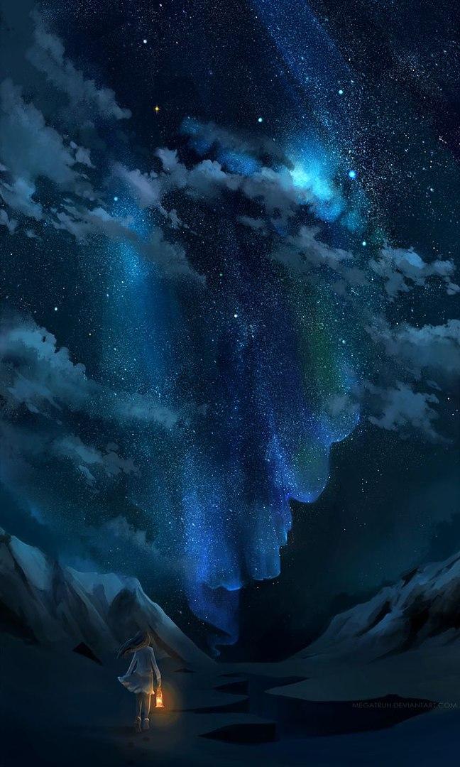 Звёздное небо и космос в картинках - Страница 38 5sI2T5u3x-w