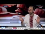 санкции Порошенко. Сергей Лещенко, народный депутат Украины, - гость 112 Украина, 18.05.2017