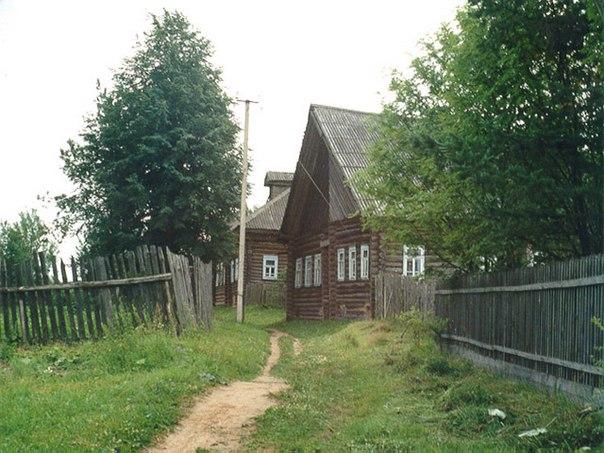 Город и деревня