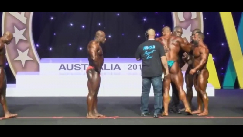 Arnold Classic Australia 2017 - Dallas McCarver Collapse _ Даллас МакКарвер чуть