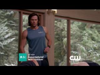 Сверхъестественное/Supernatural (2005 - ...) ТВ-ролик (сезон 9, эпизод 13)