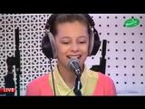 13 летняя девочка перепела певицу Iowa Улыбайся cover