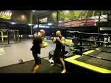 Школа бокса Good Old Boxing - Тренировка от 28.02.17