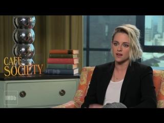 Kristen Stewart talks about one of her acting idols, Jodie Foster