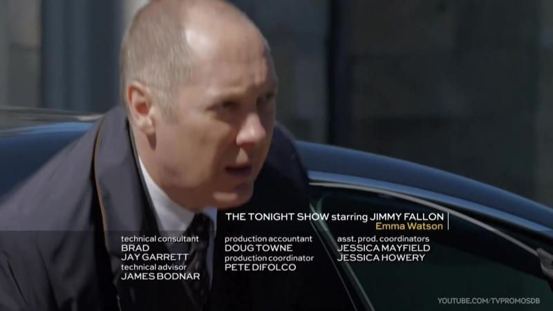 Чёрный список The Blacklist 4 сезон 19 серия Промо Dr Bogdan Krilov HD смотреть онлайн без регистрации