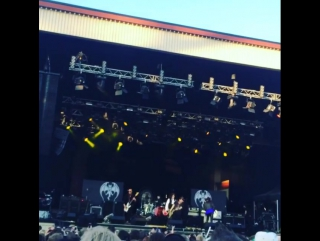 Голливудские Вампиры выступления в Стокгольме, Швеция (  )