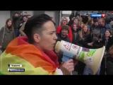 8 марта украинские феминистки объединились с проститутками...