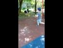 играем в мячик