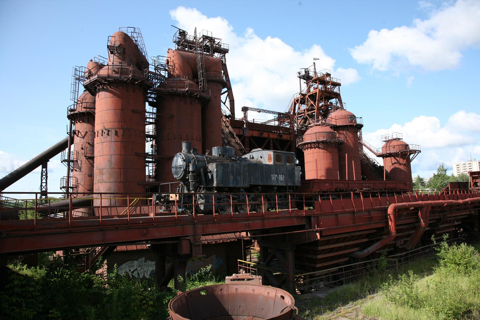 Музей-завод под открытым небом. Единственный в России