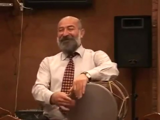 Грузин, азербайджанец и армянин играют на барабане. [ОдноКавказцы]