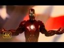 Железный человек открывает выставку Stark Expo. Железный человек 2 2010