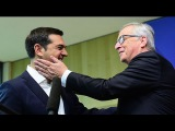 The happy slapper Meet Jean-Claude Juncker, the man in charge of the EU