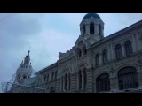 Символы НИКОЛЬСКОЙ УЛИЦЫ в Москве