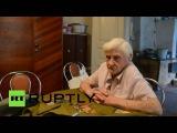 Ветеран ВОВ об обливших ее зеленкой националистах на Украине: Зачем мы их защищали?