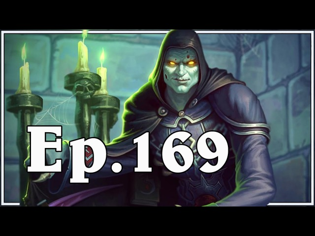 Funny and Lucky Moments - Hearthstone - Ep. 169