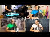 Sia - The Greatest (Cello &amp Piano Cover) - Brooklyn Duo