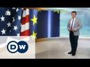 Что ждет Европа от непредсказуемого Трампа DW Новости 04 11 2016
