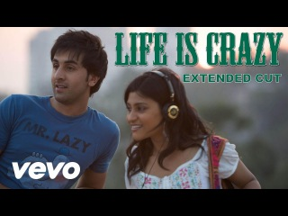 Life Is Crazy - Wake Up Sid! | Ranbir Kapoor | Konkana Sen Sharma