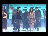 Ranbir, Priyanka with Chhote Ustaad!