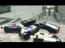 スマートブレイン社で変~身w 仮面ライダー 555ファイズ ロケ地探訪シリーズ 第12弾 Kamen Rider 555 DX Driver in Smart Brain