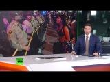 «Это уму непостижимо»: пострадавшая в ходе протеста в Калифорнии рассказала RT о действиях полиции