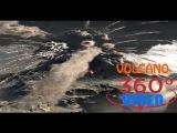 360 VIDEO 3D Explosion VOLCANO ERUPTION VR