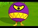Cartoon Gazoon | Мультфильм Газун - Alien Attack | НЛО - Мультфильмы для детей