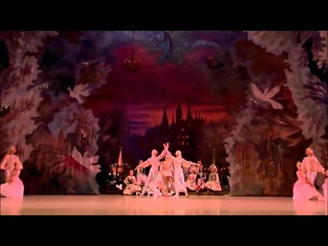 Па де де из балета Щелкунчик Мариинский театр Алина Сомова 1