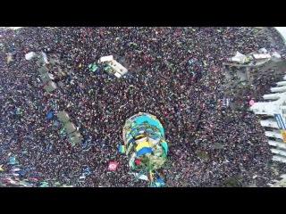Revolution. ЕвроМайдан Океан Ельзы. Стена.