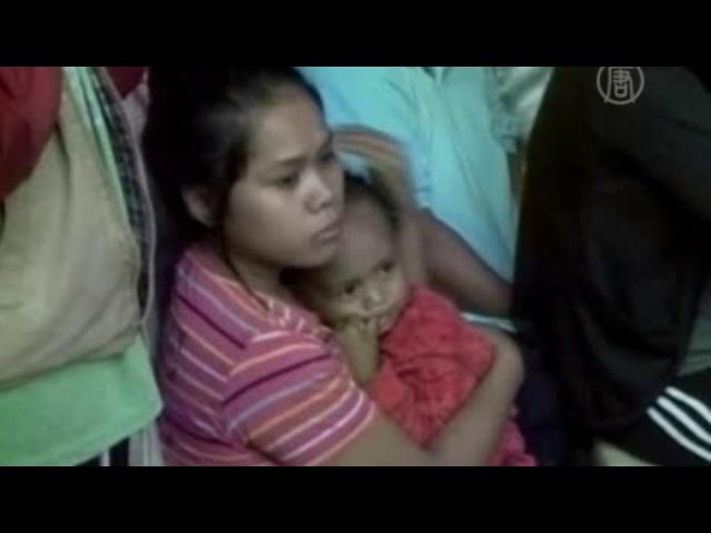 Тайфун Бофа на Филиппинах уже 82 погибших
