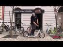 Skládací koloběžka Kickbike Clix - Velorama.cz