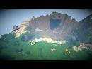 Forgotten world TIMELAPSE VIDEO Потерянный мир в майнкрафт