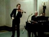 Medtner - Sonata for Violin and Piano No.1, Op.21 - Oleg Kagan, Sviatoslav Richter (1981)