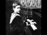 Vladimir SOFRONITSKY plays RACHMANINOV Prelude Op.3 no. 2, Etude-Tableau Op.33 no. 8