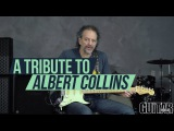 Andy Aledort Blues Lesson - A Tribute to Blues Great Albert Collins