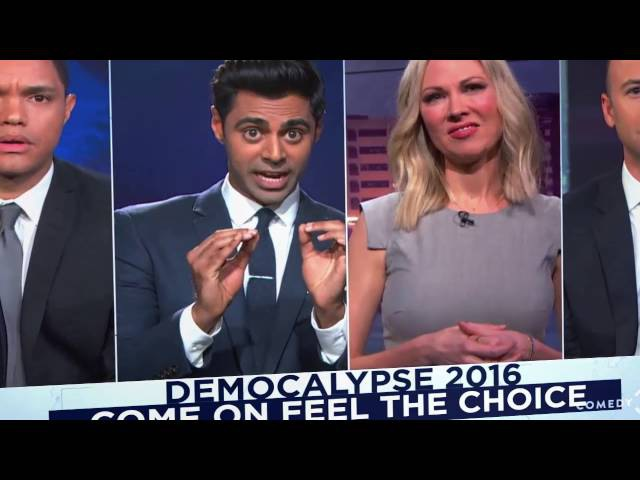 The Daily Show 08 18, 2016 - Emily King