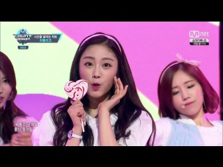 [Special Stage] 160519 Lovelyz (러블리즈) - Kissing You (키싱 유) @ 엠카운트다운 M! Countdown [1080p]