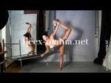 Contortion gymnastics Challenge - Stretches , Balancing , flex girl, video Stretches