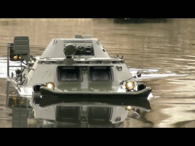 BRDM-2 RC 110 FULL METAL ACTION 2