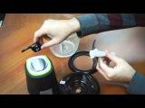 Измельчитель SUPRA CHS-1125. Распаковка, мини-обзор, тест.