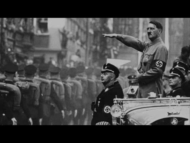 Репрессивный аппарат Третьего рейха • Илья Женин