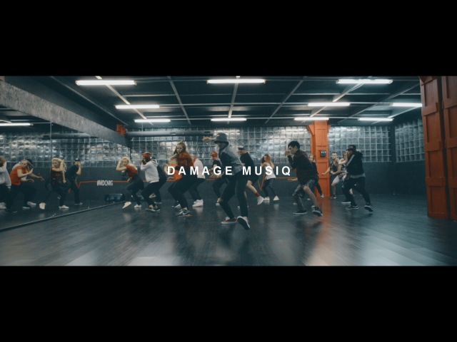 DAMAGE MUSIQ choreography by Pasha Trutnev || aug 2016