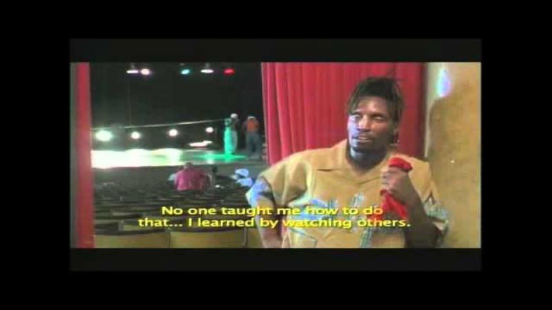 Julio Manguero el Congo el Congo Real Documental RUMBEROS