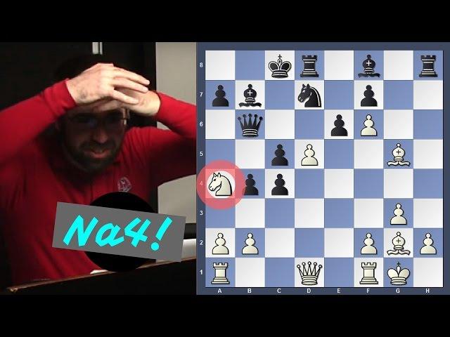 The Complete Semi-Slav Part 8: Botvinnik (16. Na4 Main Line) | Chess Openings Explained