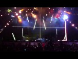 Ice Cube &amp WC =Hello Live @ M.I.R. Festival, Moscow 04092011